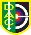 Deben Archery Club Badge